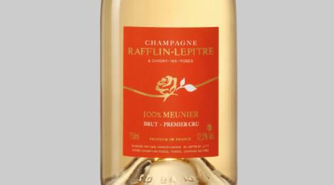Champagne Rafflin-Lepitre. Blanc de noirs