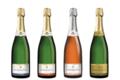 Champagne Hilaire Leroux et Fils. Carte rouge brut