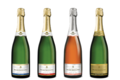 Champagne Hilaire Leroux et Fils. Rosé