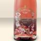 Champagne Brixon Coquillard. Champagne brut rosé Années Folles