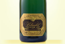 Champagne Blondel. Carte d'Or Premier Cru