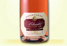 Champagne Blondel. Brut Rosé Premier Cru