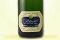 Champagne Blondel. Blanc de blancs