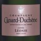 Champagne Canard-Duchêne. Léonie brut rosé