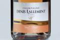 Champagne Lallement Denis. Champagne rosé