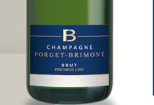 Champagne Forget Brimont. Brut Premier Cru