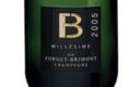 Champagne Forget Brimont. Millésime 2005 Premier Cru