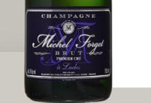 Champagne Michel Forget. Brut Premier Cru