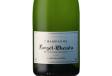 Champagne Forget-Chemin. Carte blanche brut
