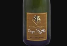 Champagne Serge Rafflin. Belle tradition brut