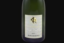 Champagne Serge Rafflin. Blanc de blancs brut