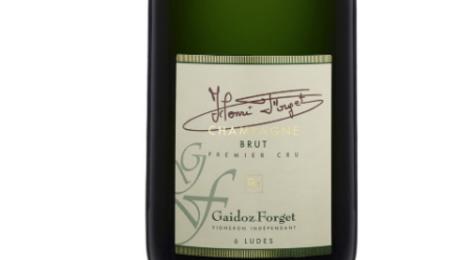 Champagne Gaidoz Forget. Henri-Forget