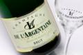 Champagne De L'argentaine. Brut blanc de blancs