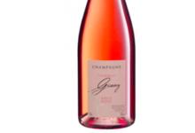 Champagne Thibaut Gisony. Brut rosé