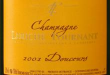 Champagne Leriche Tournant. 1001 douceurs