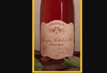 Champagne Georges Sohet. Champagne rosé
