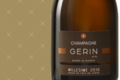 Champagne Gerin. Champagne blanc de blancs