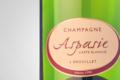 Champagne Aspasie. Brut carte blanche