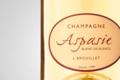 Champagne Aspasie. Brut blanc de blancs