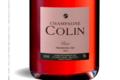 Champagne Colin. Cuvée rosé