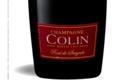 Champagne Colin. Cuvée rosé de saignée