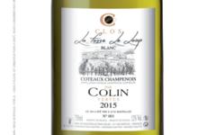 Champagne Colin. Cuvée La Fosse Le Loup