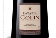 Champagne Colin. Ratafia de Champagne
