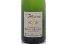 Champagne Delouvin-Bagnost. Brut millésimé