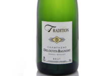 Champagne Delouvin-Bagnost. Cuvée Tradition