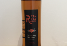 Champagne Delouvin-Bagnost. Ratafia Champenois