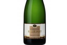 Champagne E.Liebart. Champagne demi-sec tradition