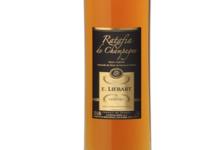 Champagne E.Liebart. Ratafia de champagne