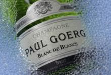 Champagne Paul Goerg. Brut Blanc de Blancs Premier Cru
