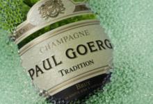 Champagne Paul Goerg. Brut Tradition Premier Cru