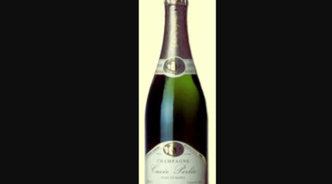 Champagne Guy Larmandier. Brut perlé