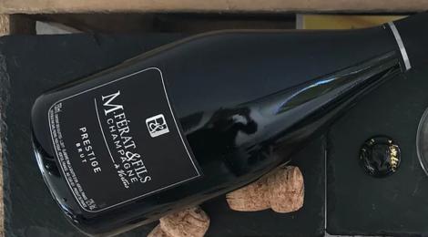 Champagne M.Ferat & Fils. Cuvée Prestige