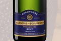 Champagne Bourgeois Boulonnais. Brut tradition premier cru
