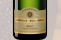 Champagne Bourgeois Boulonnais. Brut grande réseerve premier cru