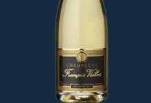 Champagne François Vallois. Brut blanc de blancs millésimé