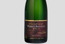 Champagne Perrot-Batteux & Filles. Blanc de blancs