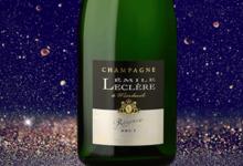 Champagne Emile Leclere. Brut réserve