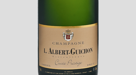 Champagne L.Albert-Guichon. Cuvée Prestige