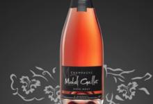 Champagne Michel Gaillot. Cuvée brut rosé