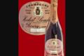Champagne Herbert Beaufort. Brut Grand Cru rosé
