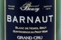 Champagne Barnaut. Blanc de Noirs Grand Cru Brut