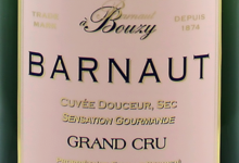 Champagne Barnaut. Cuvé Douceur Grand Cru Sec