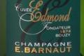 Champagne Barnaut. Cuvé Edmond