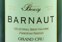 Champagne Barnaut. Selection Brut Nature Grand Cru