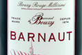 Champagne Barnaut. Bouzy Rouge Millésime