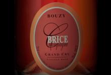 Champagne Brice. Bouzy rosé vintage grand cru